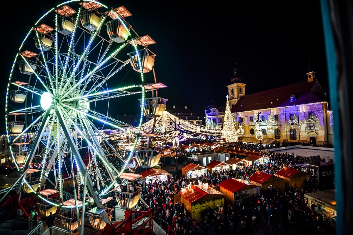 Ce fapte bune putem face de Crăciun în Sibiu