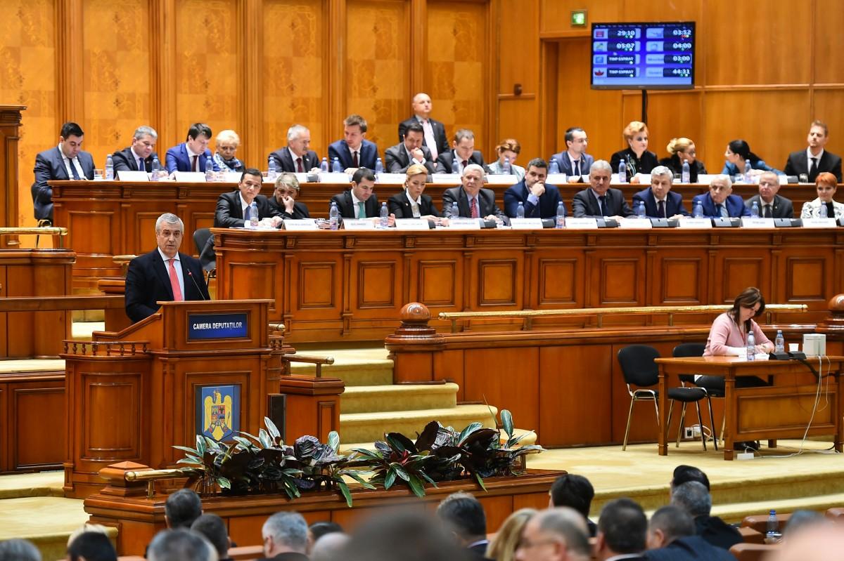ALDE a rămas fără grup parlamentar în Camera Deputaților