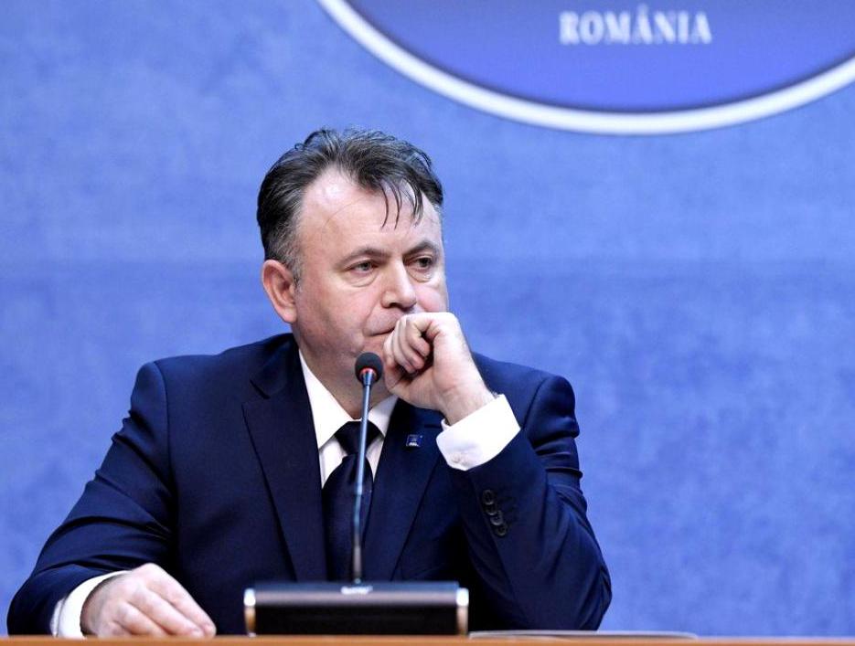 Secretarul de stat Nelu Tătaru preia interimar conducerea Ministerului Sănătății
