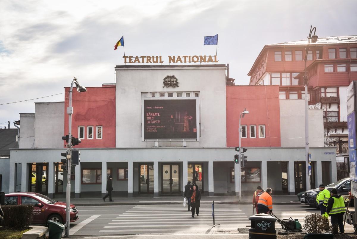 TNRS anulează toate spectacolele programate până în 22 martie