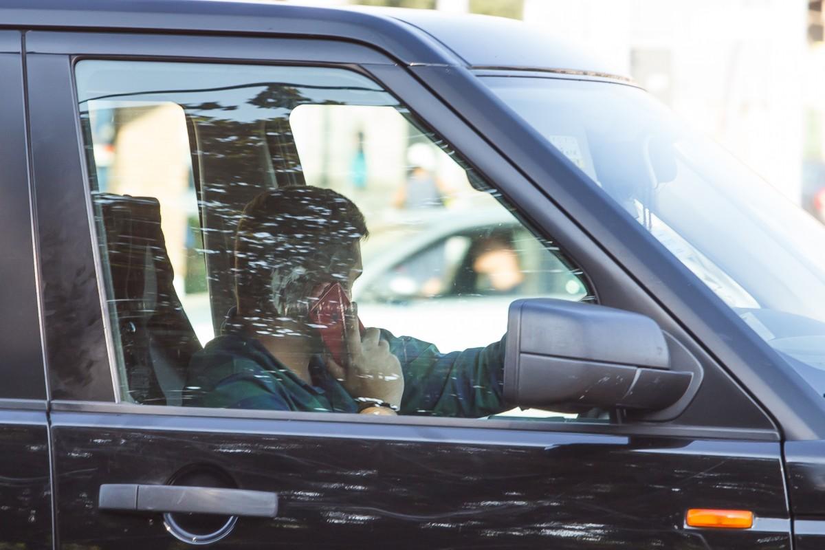 Noul Cod Rutier: Câți sibieni au fost prinși folosind telefonul la volan