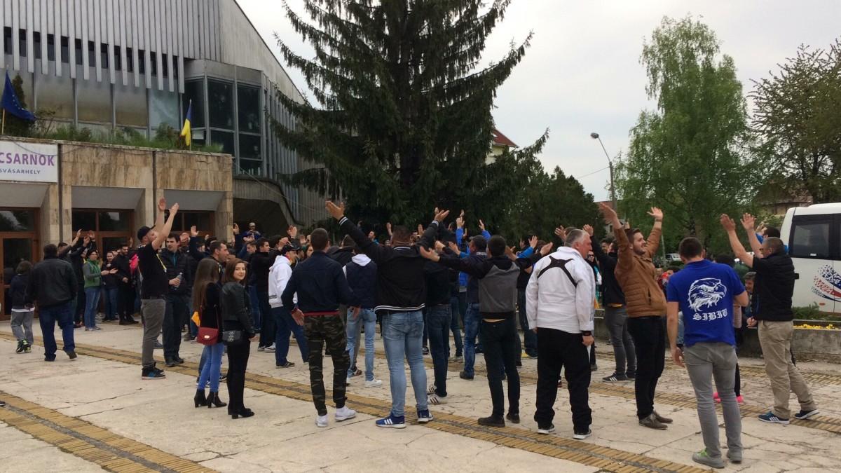 VIDEO:BC Mureș reclamat la Consiliul pentru Combaterea Discriminării