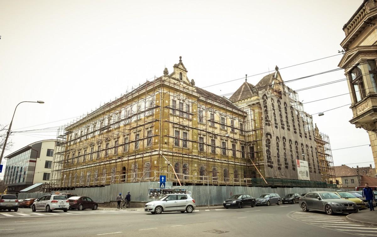 Guvernul PNL promite bani pentru reabilitarea Palatului de Justiție, a bazinului Olimpia, a Palatului Copiilor, dar șiconstrucția subtraversei pietonale de la Tălmaciu