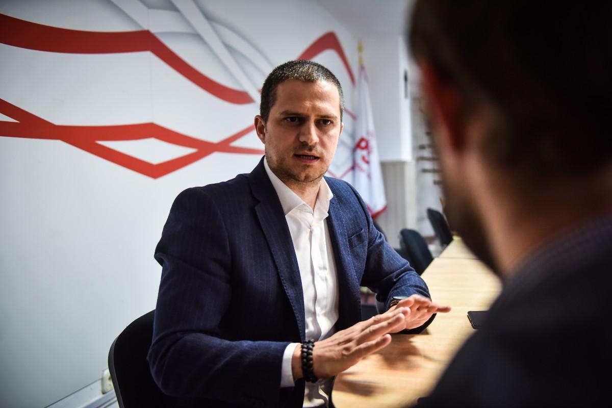 """INTERVIU Trif, despre OUG privind legile justiției și despre protestele """"Vă Vedem din Sibiu"""""""