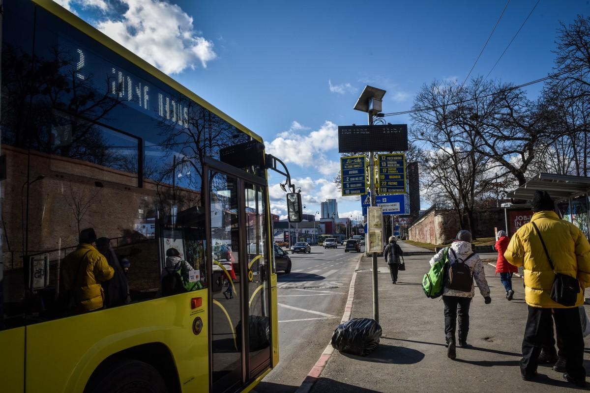 Primăria Sibiu continuă modernizarea transportului public cu fonduri europene