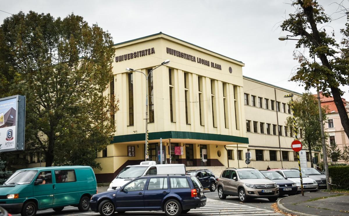 Conducerea ULBS, despre prezențainstituției înclasamentul universităților din România