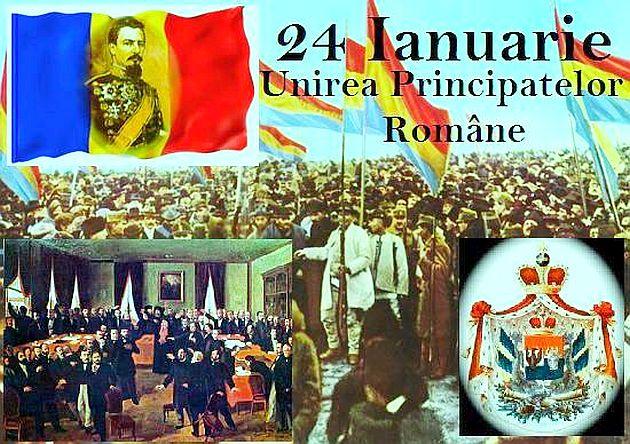 Ziua Unirii Principatelor Române. 161 de ani de la unirea Moldovei cu Ţara Românească