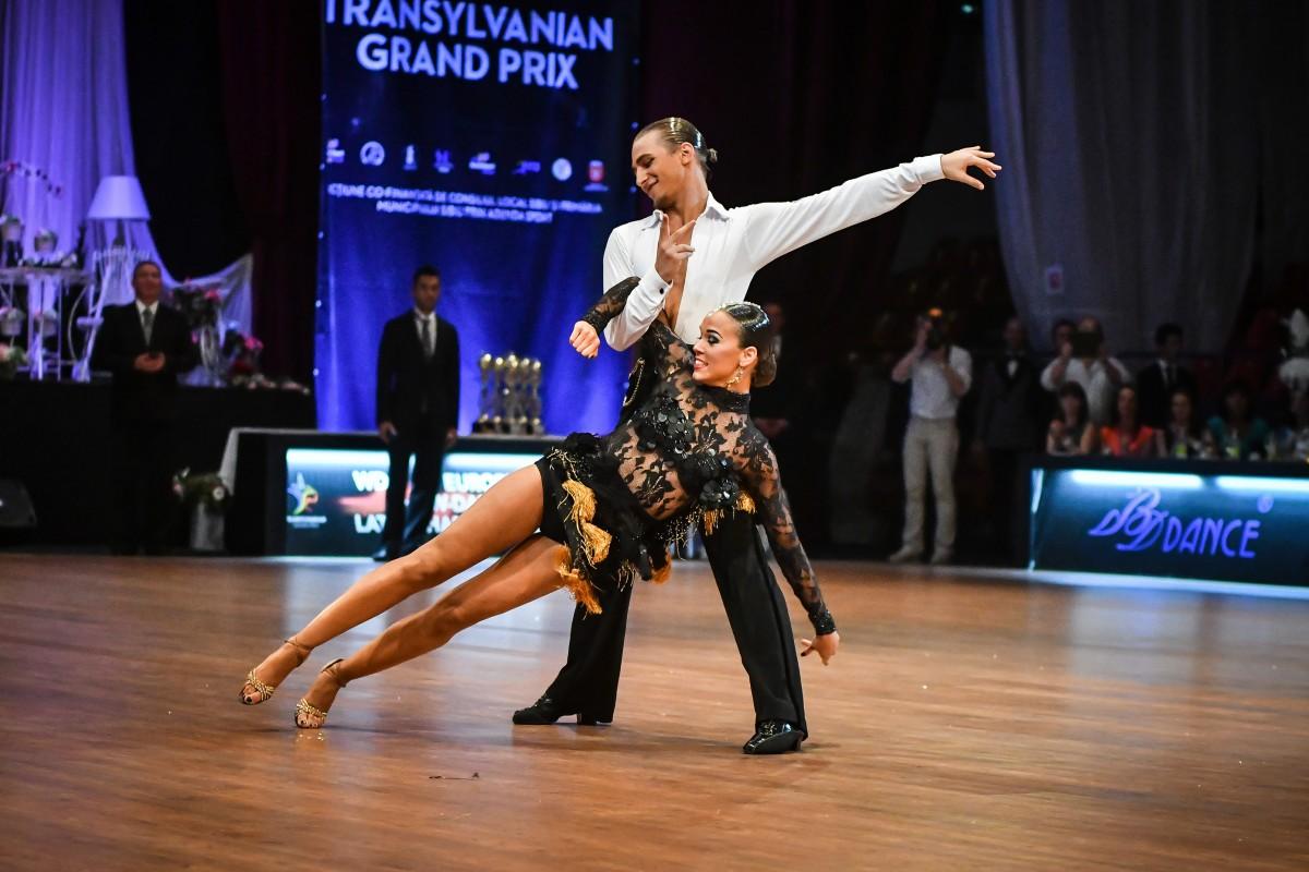 Cel mai important eveniment de dans sportiv din România revine la Sibiu