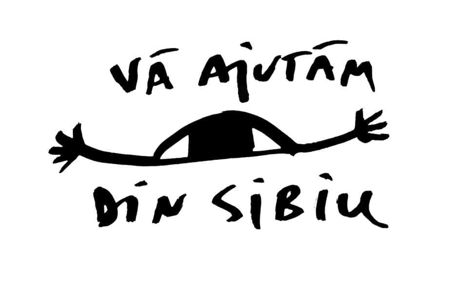 """""""Vă ajutăm din Sibiu"""": o pagină de Facebook care a devenit o mișcare umanitară"""