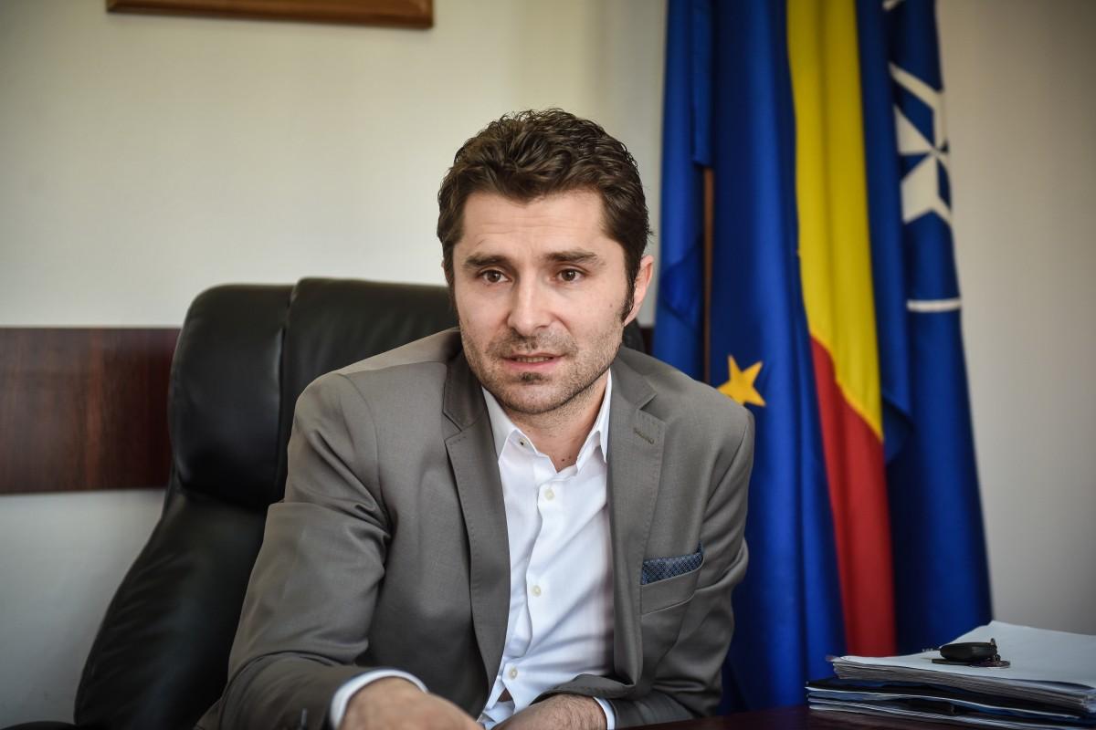 """Sebastian Veștemeanu, șeful Poliției Municipiului Sibiu: """"Infractorii sunt foarte relaxați în momentul de față"""""""