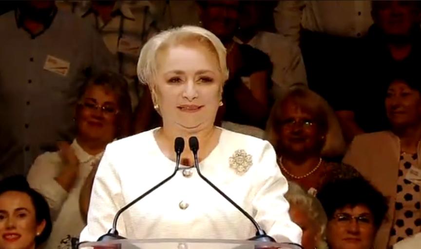 Dăncilă: Dacă ajung președinte, nu provoc anticipate. Dar PSD e pregătit de anticipate