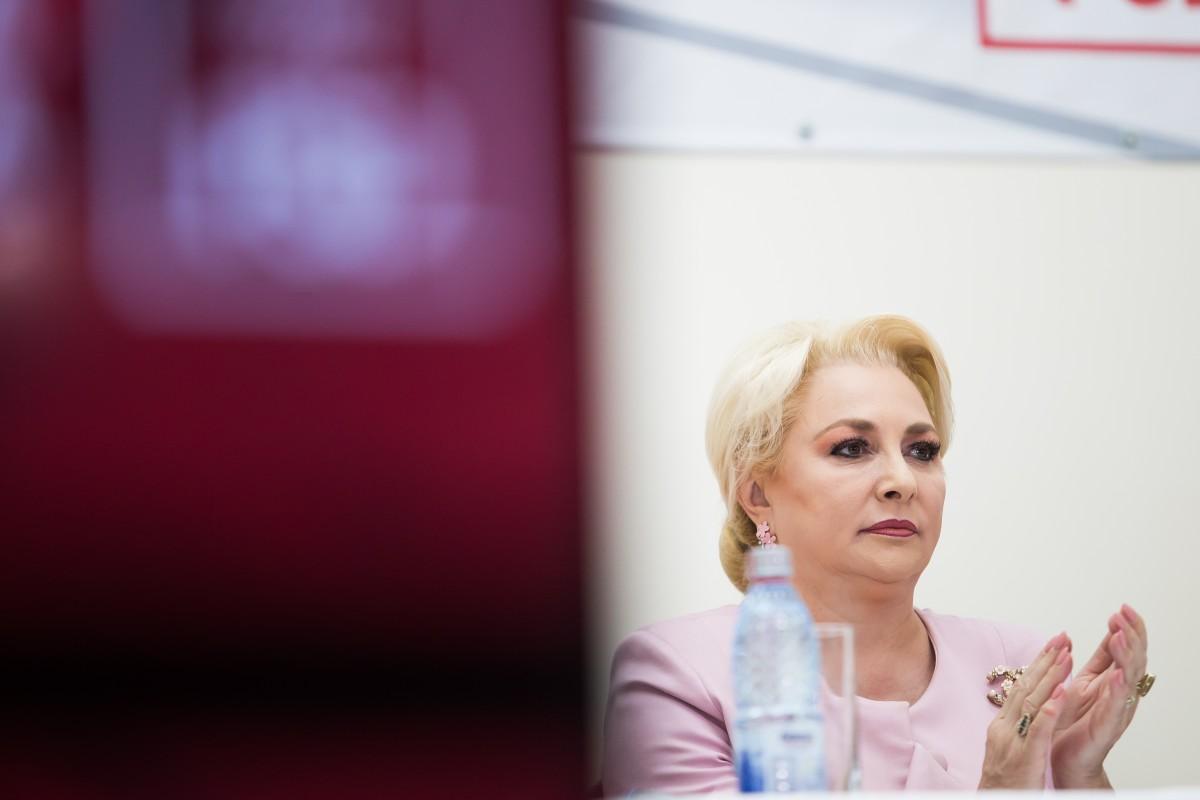 Viorica Dăncilă:PSD, astăzi, a recâștigat încrederea cetățenilor români
