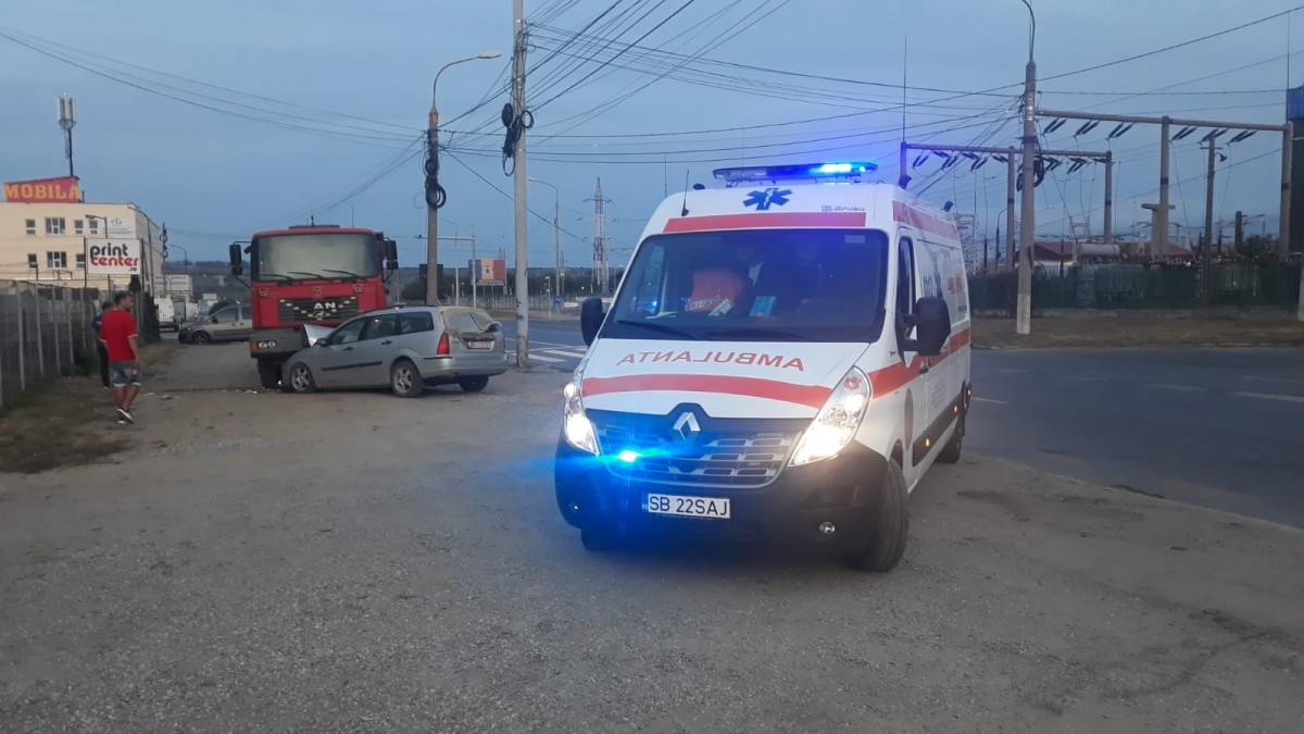 Actualizare. Șoferul care a cauzat accidentul pe strada Ștefan cel Mare a fost identificat