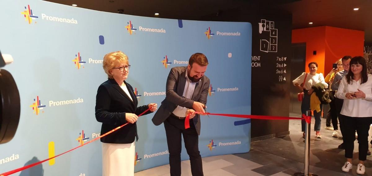 Primarul Astrid Fodor despre traficul din zona noului mall: Într-o săptămână se va liniști