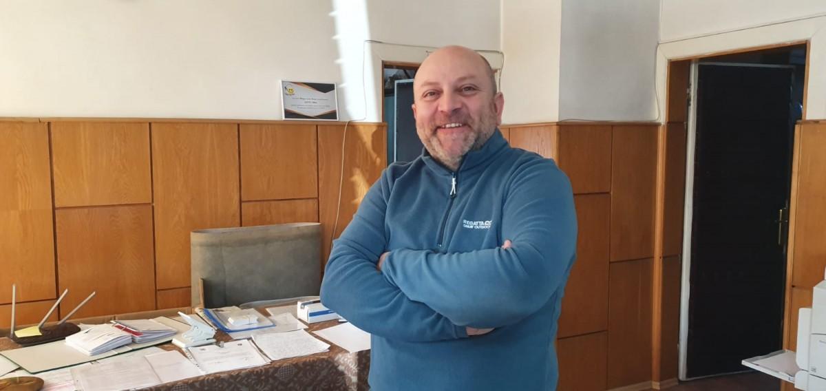 Interviu cu directorul AJVPS Sibiu, Romeo Stoicescu: Există transparență totală