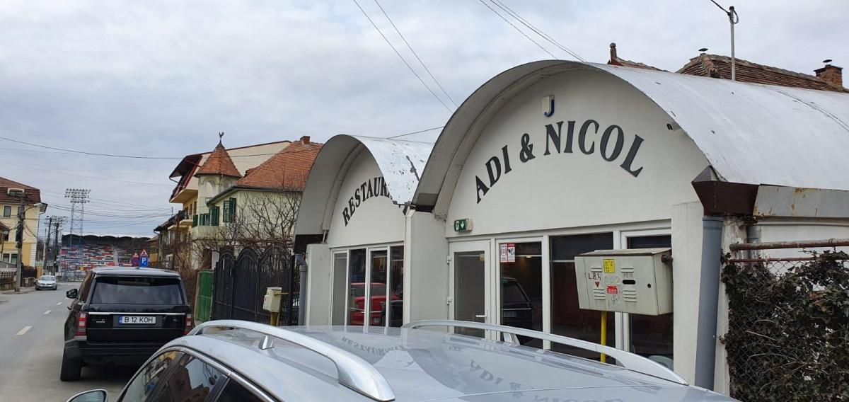 Adi&Nicol, restaurantul-emblemă al Sibiului