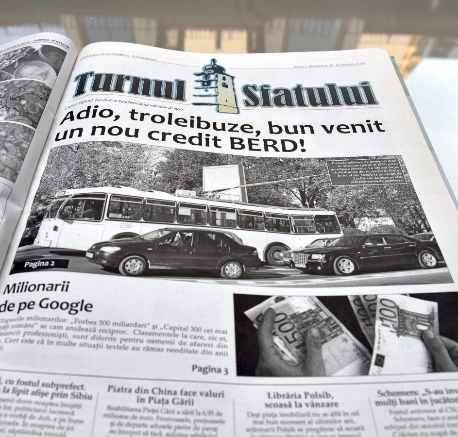 TS 10 ani. De la un Sibiu în criză, la unul cu un imens excedent bugetar. Și cu alte investiții