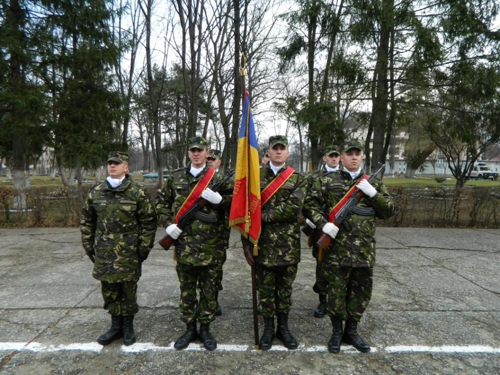 """Ziua Porților Deschise la Școala de Aplicație pentru Unități de Sprijin de Luptă """"General Eremia Grigoresc"""