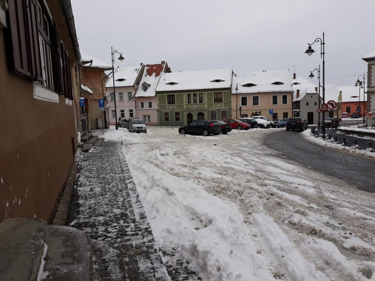 Consilierii locali PSD: majorarea tarifelor pentru parcările din Sibiu este nejustificată