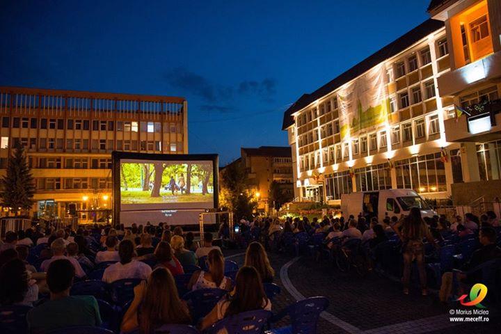 GALERIE FOTO Mediaș. Festival de film european, organizat de Radu Gabrea