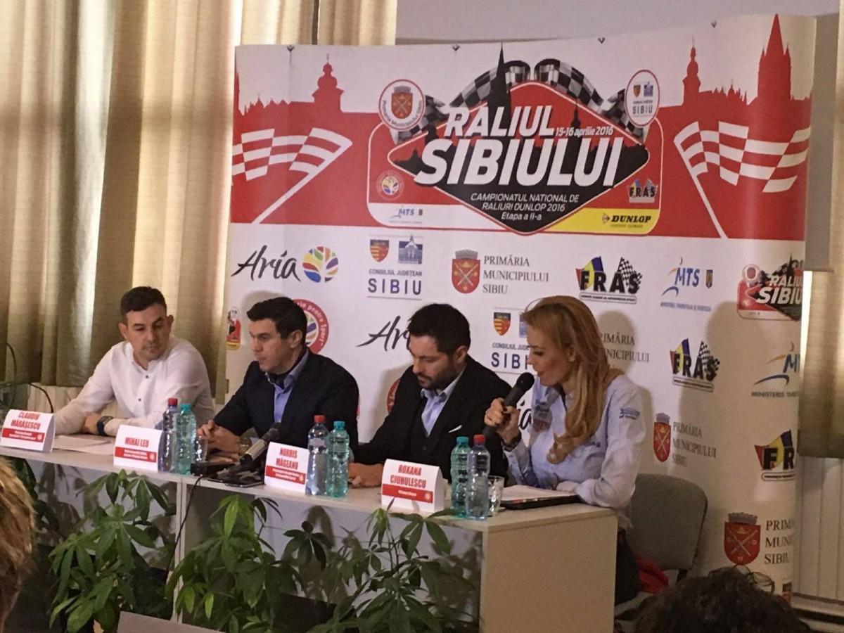 Noutӑţi la Raliul Sibiului 2016: fӑrӑ Transfӑgӑrӑșan, etapӑ de CN al Bulgariei și superspecialӑ în centrul orașului