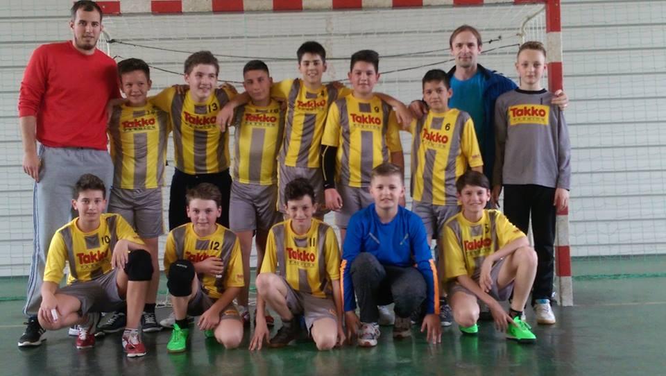 """Juniorii CSȘ Handbal Club Sibiu, aproape de o calificare mare la turneul semifinal: """"Se formează o generaţie frumoasă"""""""