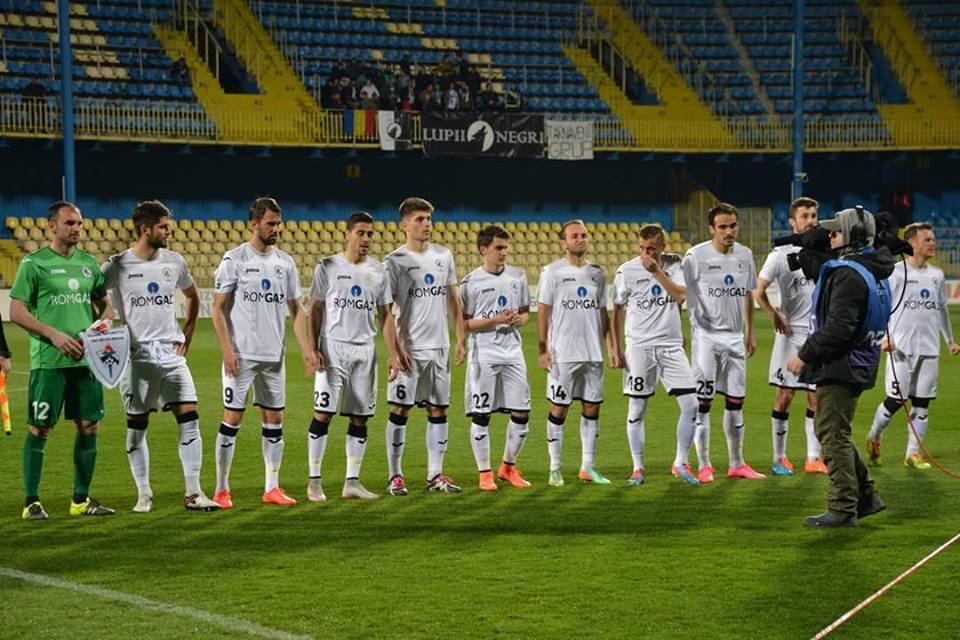 Gaz Metan Mediaș joacă cu ASA Târgu Mureș, în primul meci de la revenirea medieșenilor în Liga I