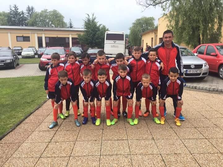 Juniorii de la FC Interstar au impresionat la Junior's Cup Brașov
