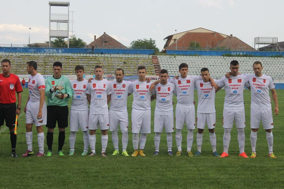 FC Hermannstadt – Unirea Dej. Sâmbătă, ora 15