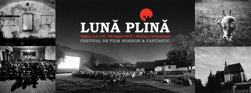 """Filmele horror sunt aduse în prim plan la festivalul """"Lună Plină"""""""