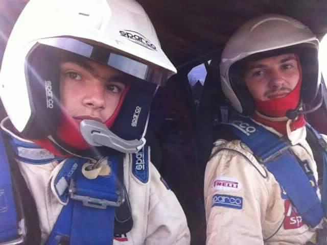 Sibienii Mihai Manuil și George Marcu fac echipă la Sibiu Rally Challenge