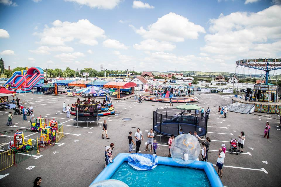 Cel mai mare parc de distracții, Obor Fest se deschide mâine