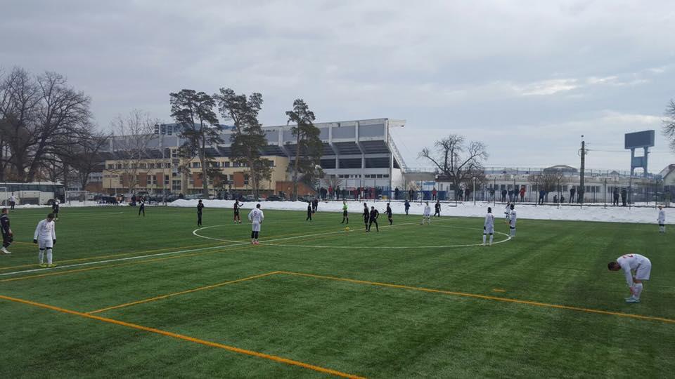 FC Hermannstadt, în fața celui de-al treilea amical al iernii