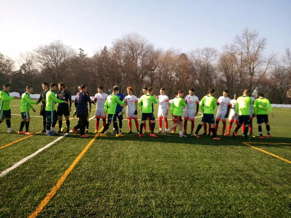 FC Hermannstadt II urmează exemplul primei echipe