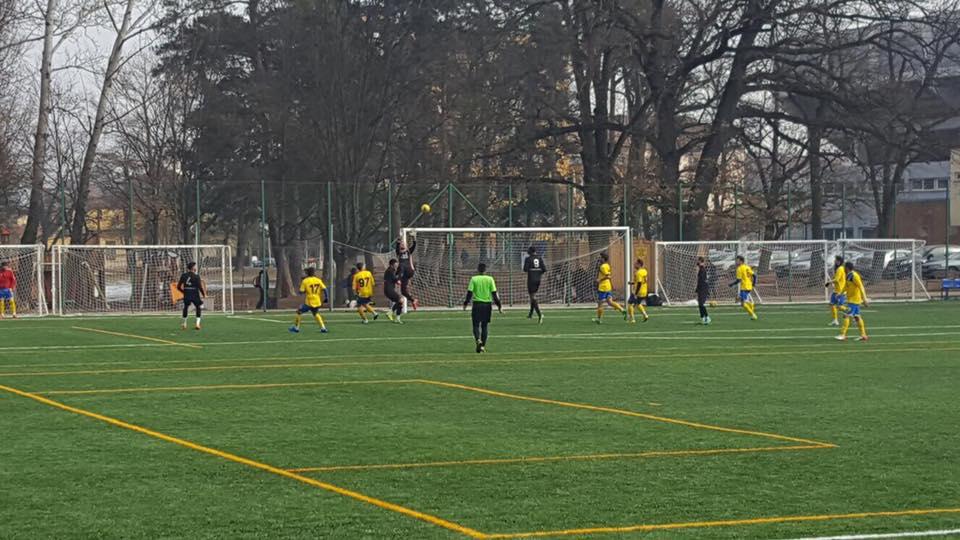FC Hermannstadt a câștigat ultimul amical al săptămânii