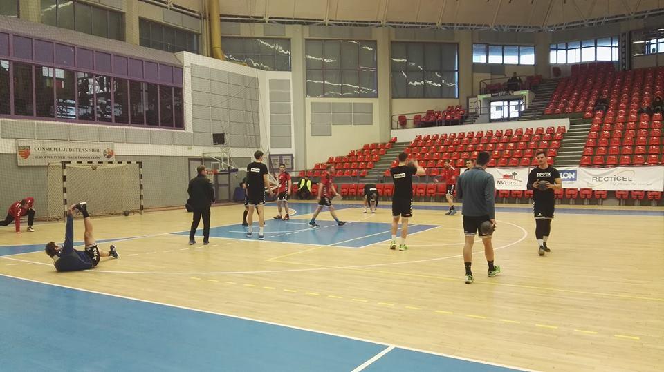 Înfrângere pentru HC Sibiu în etapa 18 a campionatului