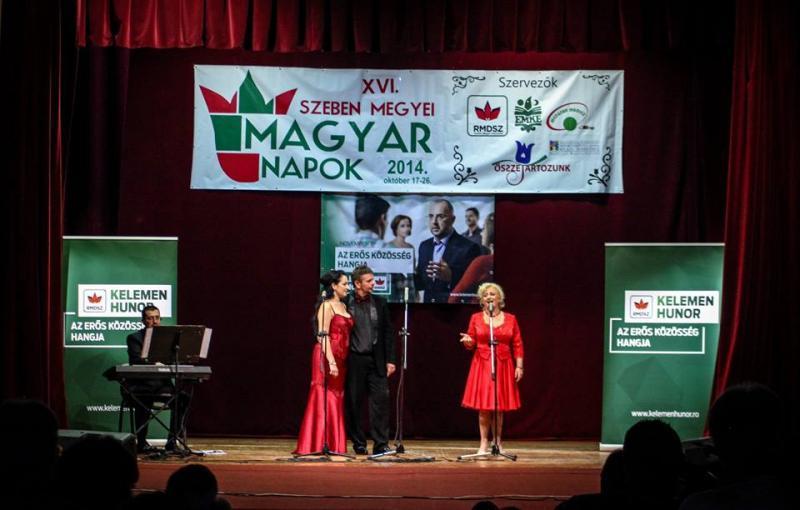 """,,Zilele Culturii Maghiare din județul Sibiu"""". Două săptămâni de activități diversificate"""