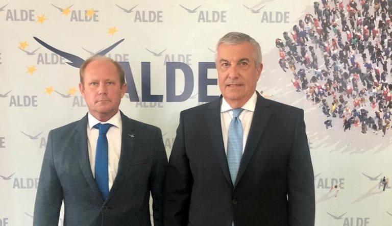 ALDE Sibiu: Tăriceanu este unicul om care poate reprezenta interesele tuturor românilor