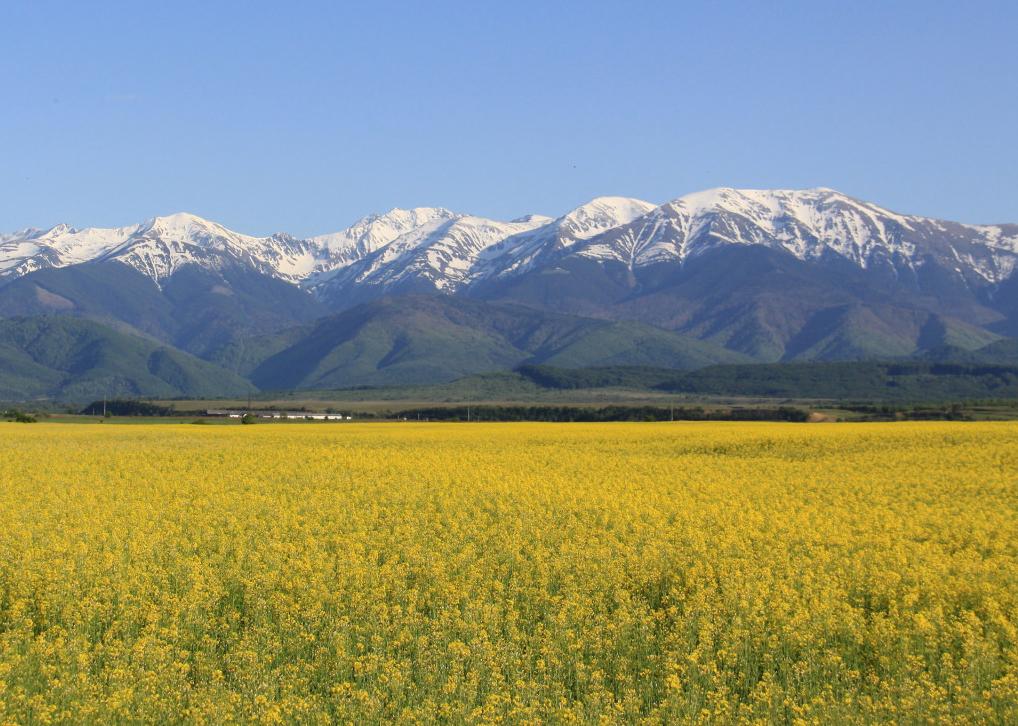 Munții Făgăraș, cel mai nou Parc Național al României