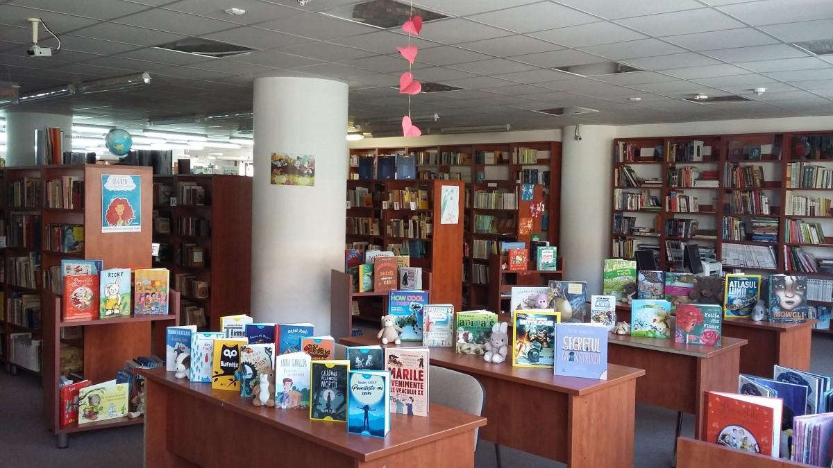 Clubul de lectură pentru copii, inaugurat sâmbătă la Biblioteca ASTRA (P)