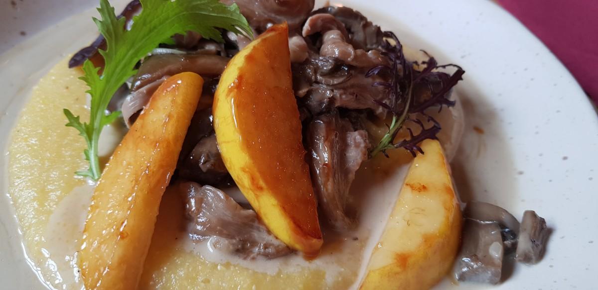 Am încercat New-Old Transylvanian Cuisine și e delicioasă