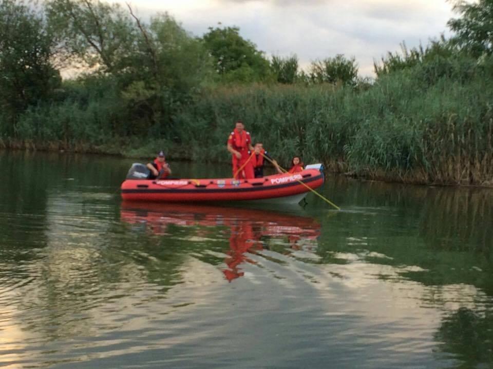 Un pescar s-a înecat în Lacul Binder