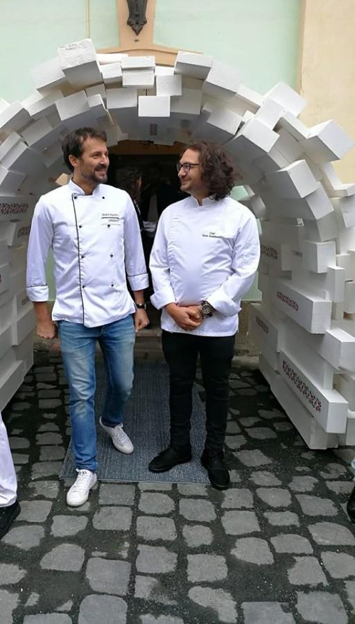 Muzeul Cămărilor la Brukenthal. Cu Chef Florin Dumitrescu