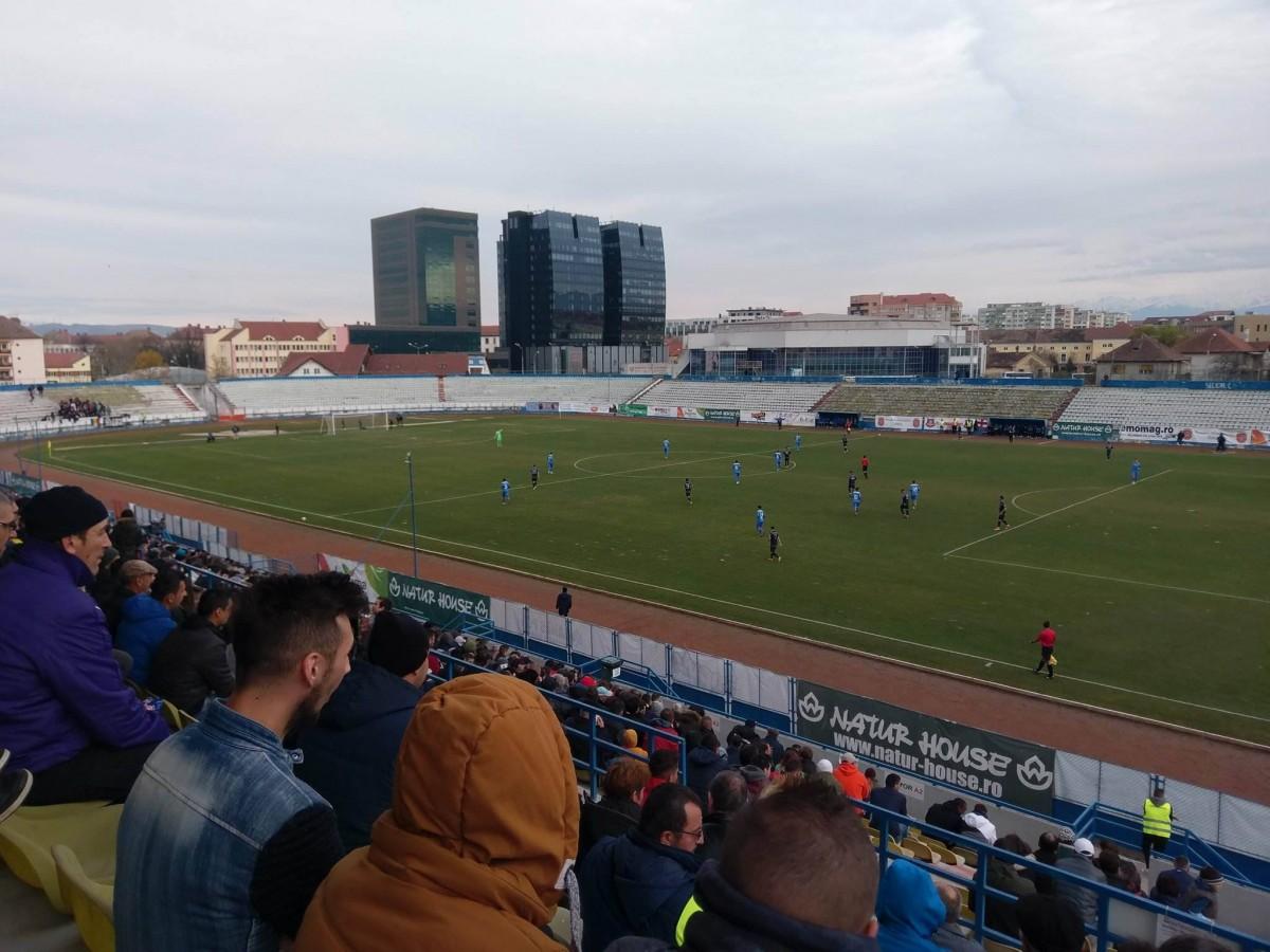 VIDEO- FC Hermannstadt câștigă fără emoții, scor 2 la 0, și revine pe primul loc