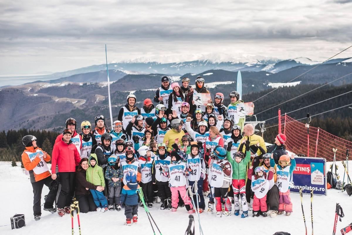 Concursuri pentru familii la Arena Platoș