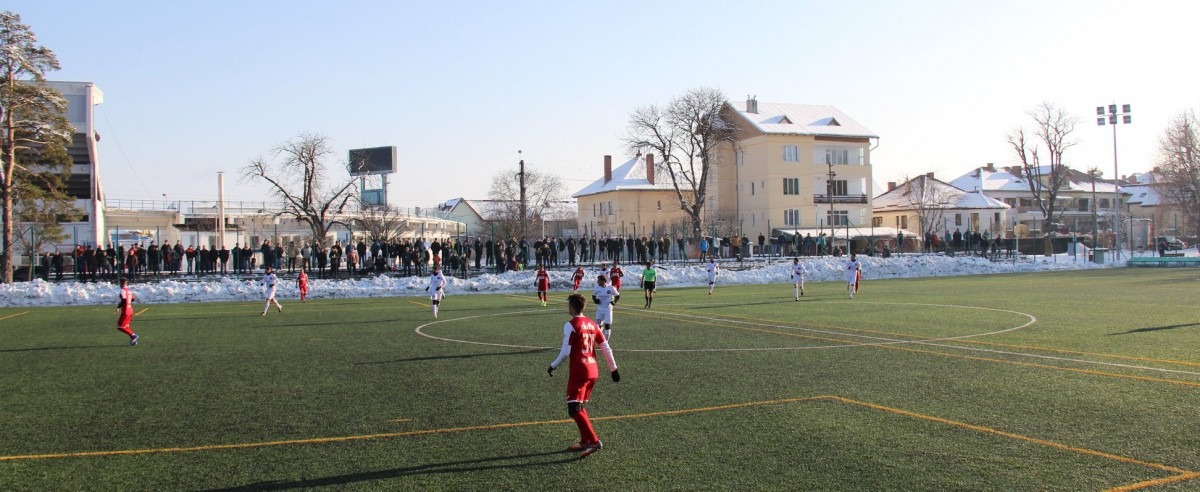 FC Hermannstadt a câștigat al doilea meci de pregătire
