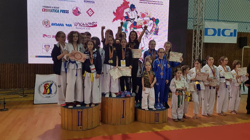 Puma Club Sibiu, campioni absoluți la Baia Mare