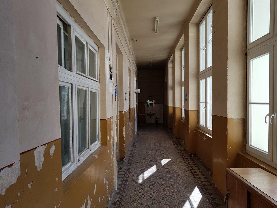 FOTO Ce se întâmplă cu sediul vechi al Primăriei Sibiu? Are nevoie de reparații, dar nu e o prioritate