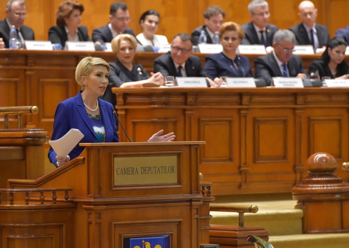 """Turcan: Cui i-a folosit """"revoluția fiscală"""" a PSD-ALDE?"""