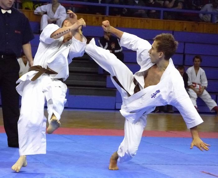 Campionatul European de Karate Kyokushin Open la Sibiu